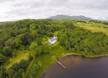 Thumbnail 5 bed country house for sale in Kilchrenan, By Taynuilt