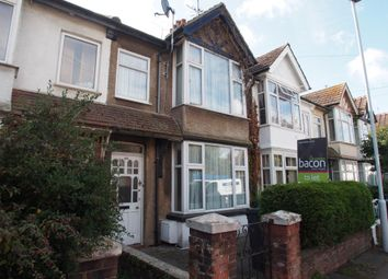 Thumbnail 3 bedroom terraced house to rent in Pavilion Road, Broadwater, Worthing