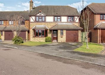 Thumbnail 5 bed detached house for sale in Osmund Close, Worth, Crawley