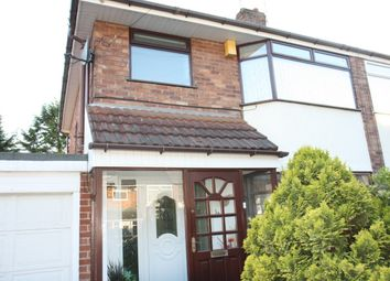 Thumbnail 3 bed semi-detached house for sale in Station Road, Liverpool