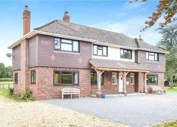 Thumbnail 4 bed detached house for sale in Whitemoor, Holt, Wimborne