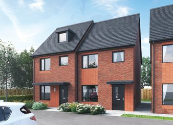 Thumbnail 2 bedroom mews house for sale in Minshull Way, Rock Ferry
