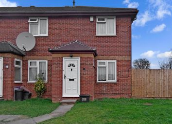 Thumbnail 2 bedroom end terrace house for sale in St. Annes Terrace, Ilford, Essex
