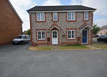 Thumbnail 2 bed semi-detached house for sale in Mardale Close, West Bridgford, Nottingham