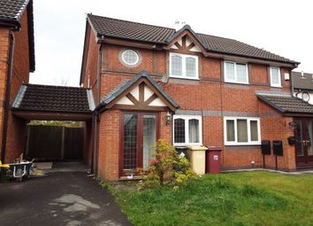Thumbnail 2 bedroom semi-detached house to rent in Hollow Meadow, Radcliffe, Manchester