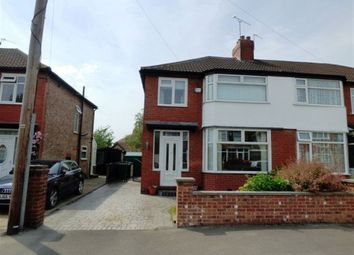 Thumbnail 3 bed semi-detached house to rent in 5 Dale Grove, Timperley, Cheshire