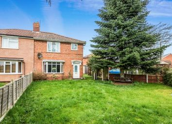 Thumbnail 3 bed semi-detached house for sale in King Edward Avenue, Sidemoor, Bromsgrove, Worcs