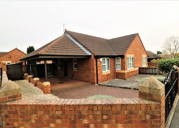 Thumbnail 2 bed semi-detached bungalow for sale in Meadow Crescent, Royston, Barnsley, South Yorkshire