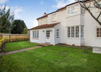 Thumbnail 3 bed detached house for sale in Matham Road, East Molesey
