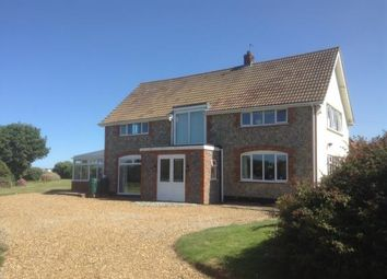 Thumbnail 4 bed detached house for sale in Trimingham, Norwich, Norfolk