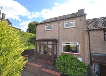 Thumbnail 2 bedroom end terrace house for sale in Barbegs Crescent, Croy
