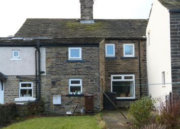 Thumbnail 1 bed cottage for sale in The Butts, East Morton, Keighley