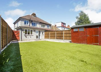 Thumbnail 3 bed semi-detached house for sale in Hilldale Road, Cheam, Sutton, Surrey