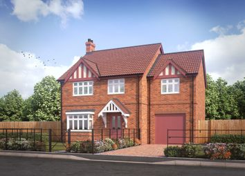 Thumbnail 4 bed detached house for sale in Field Lane, Boston