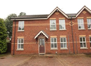 Thumbnail 2 bed flat for sale in Oakvale Court, Dunmurry, Belfast