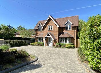 Thumbnail 4 bedroom detached house for sale in Candlemas Lane, Beaconsfield