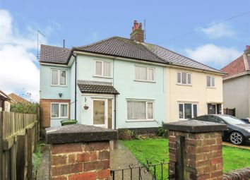 Thumbnail 4 bed semi-detached house for sale in Westbourne Road, Chatteris, Cambridgeshire