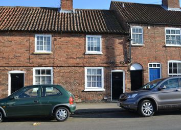 Thumbnail 1 bed terraced house to rent in Mill Gate, Newark