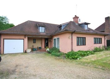 Thumbnail 4 bed detached bungalow for sale in Mill Lane, Bramley, Guildford, Surrey