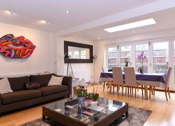 Thumbnail 2 bedroom terraced house for sale in Fairhazel Gardens, South Hampstead NW6,