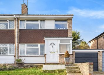 Thumbnail 3 bed semi-detached house for sale in Redwing Close, Selsdon, South Croydon