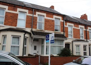 Thumbnail 2 bed terraced house for sale in Nevis Avenue, Sydenham, Belfast