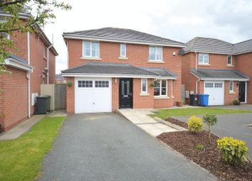 Thumbnail 4 bed detached house for sale in Mildenhall Close, Great Sankey, Warrington