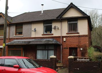 Thumbnail 3 bedroom semi-detached house for sale in Limekiln Road, Pontnewynydd, Pontypool