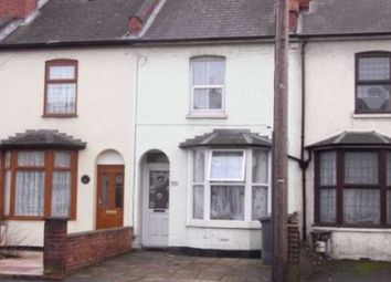 Thumbnail 3 bed terraced house to rent in Gosbrook Road, Caversham, Reading