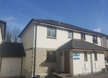 Thumbnail 3 bed semi-detached house to rent in Chy Cober, Hayle, Cornwall
