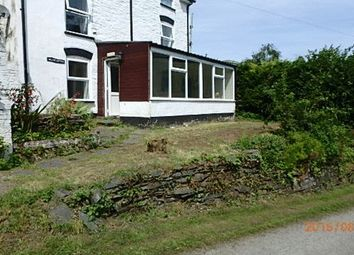 Thumbnail 2 bed flat to rent in Garth Road, Machynlleth