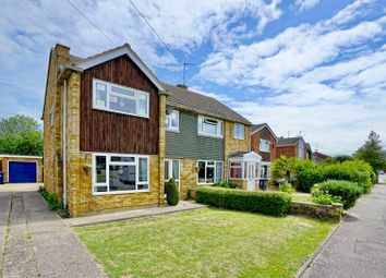 Thumbnail 4 bed semi-detached house for sale in Burstellars, St. Ives, Cambridgeshire.