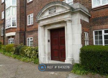 Thumbnail 1 bed flat to rent in Torrington Court, London