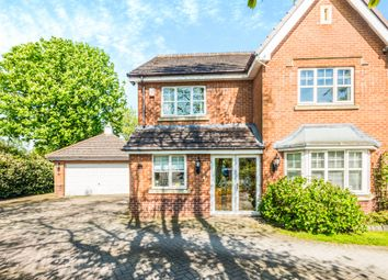 Thumbnail 4 bed detached house for sale in Oakham Road, Oakham, Dudley