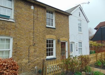 Thumbnail 2 bed terraced house to rent in Nelson Gardens, Faversham