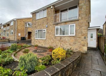 Thumbnail 2 bed flat for sale in Knowl Road, Mirfield