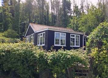 Thumbnail 3 bed property for sale in Sandhills Caravan Park, Whitecliff Bay, Bembridge, Isle Of Wight