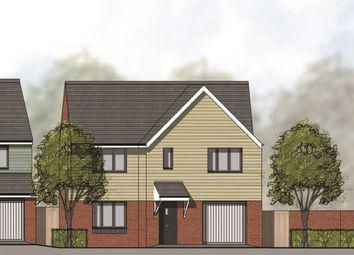 "Thumbnail 5 bed detached house for sale in ""The Warwick "" at Saltwells Lane, Dudley"