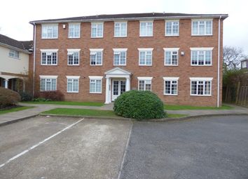 Thumbnail 1 bed flat to rent in Abbottsmede Close, Strawberry Hill, Twickenham