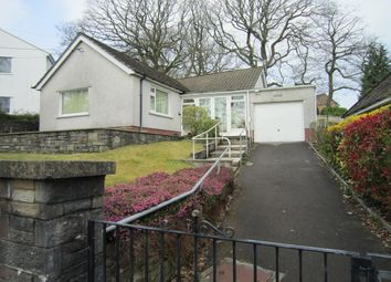 Thumbnail 2 bedroom detached bungalow for sale in Heol Fargoed, Bargoed