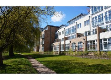 Thumbnail 2 bed flat for sale in Red Admiral Court, St. Neots