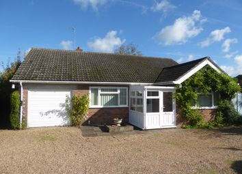 Thumbnail 3 bed detached bungalow for sale in Mill Lane, Barnby, Beccles