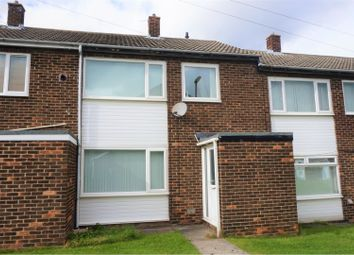 Thumbnail 2 bed terraced house for sale in Means Drive, Cramlington