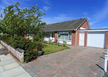 Thumbnail 2 bed semi-detached bungalow for sale in Kershope Road, Carlisle