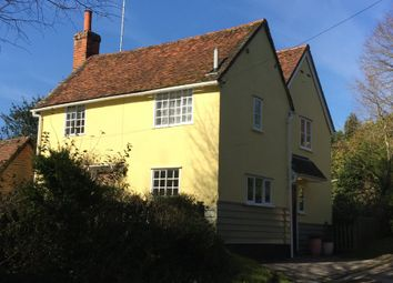 Thumbnail 3 bed cottage to rent in Great Hormead, Buntingford