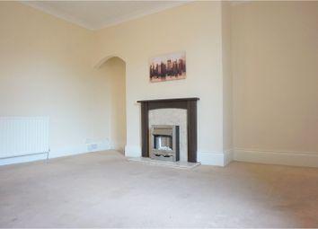 Thumbnail 3 bed flat for sale in Woodbine Terrace, Gateshead