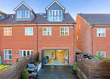 Thumbnail 4 bed property for sale in Plater Drive, Central North Oxford