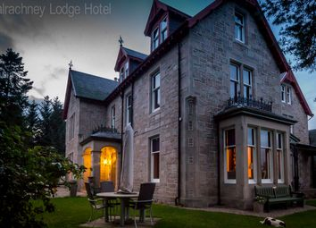 Thumbnail Hotel/guest house for sale in Grantown Road, Carrbridge