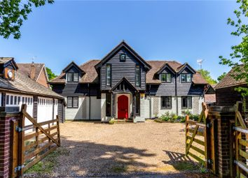 Thumbnail 5 bed detached house for sale in Mid Street, South Nutfield, Surrey