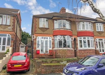 Thumbnail 3 bed semi-detached house for sale in Herent Drive, Clayhall